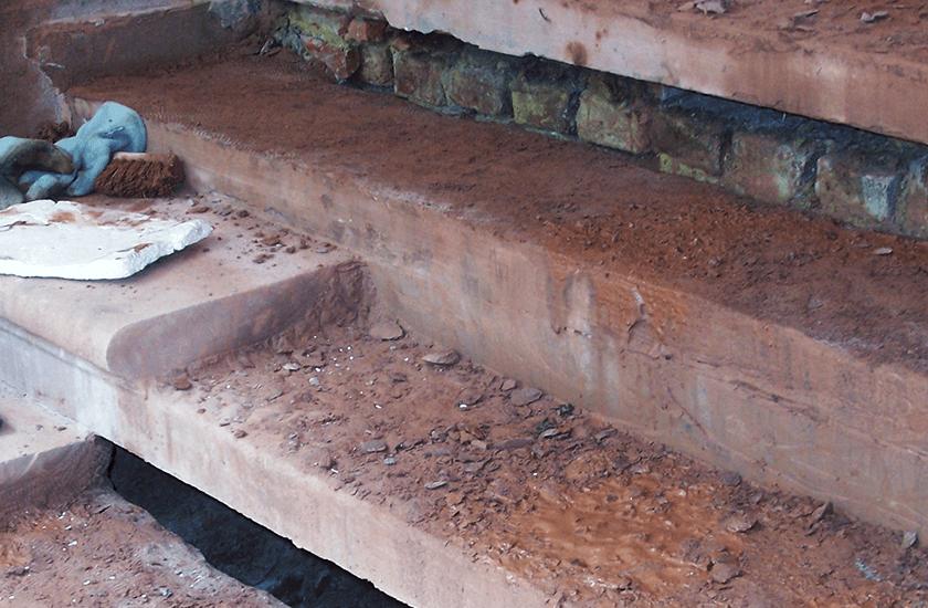 Sandsteinsanierung 03