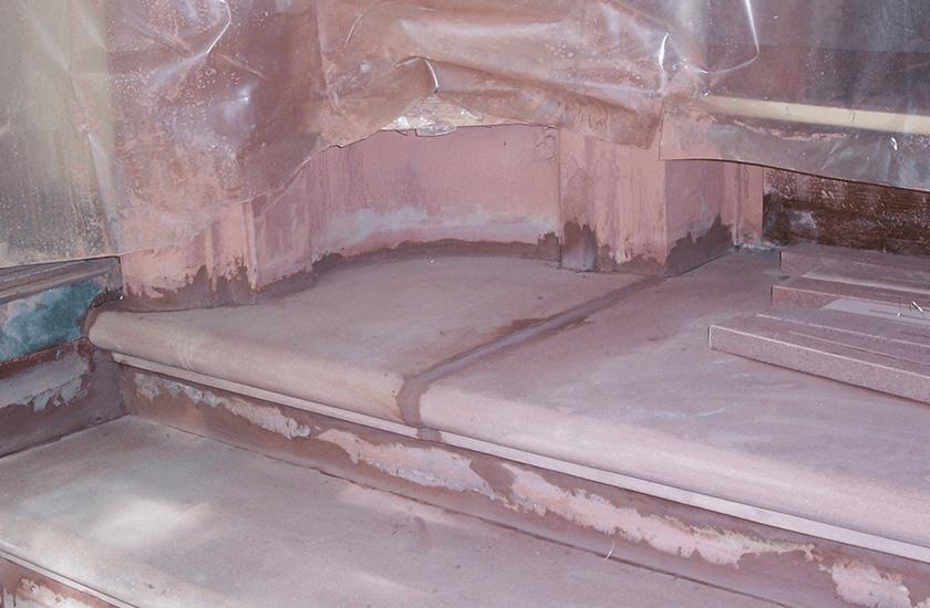 Sandsteinsanierung 06